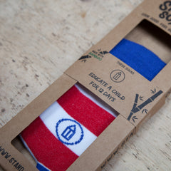 Stand4Socks Charity Supporting Men's Socks - Education - Be good. Shop.