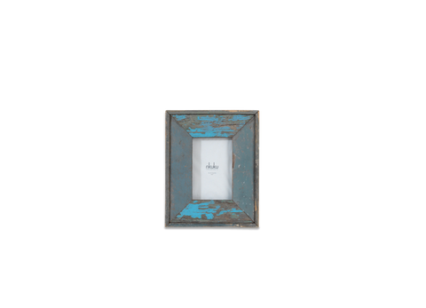 Malu Reclaimed Wood Frame 5x7