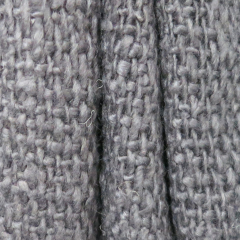 Fairtrade Banana Leaf Yarn Scarves in Grey