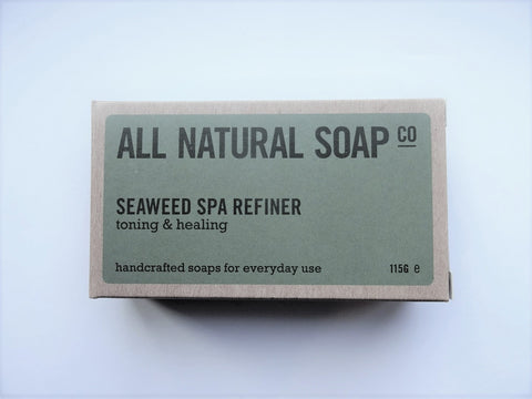 All Natural Seaweed Spa Soap Bar