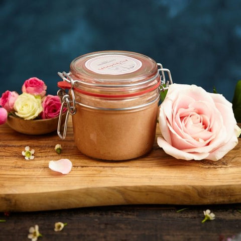 Dublin Herbalists All Natural Exfoliating Body Scrub - Be good. Shop.