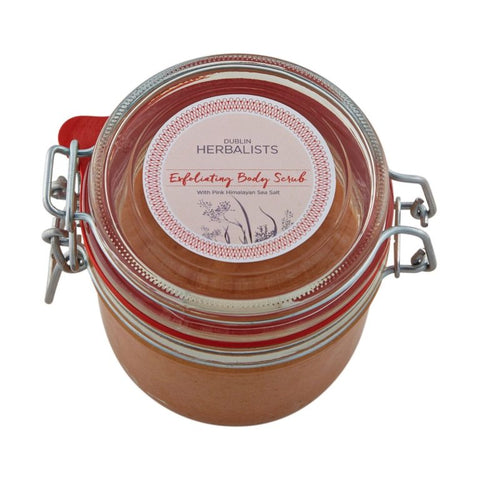 All Natural Exfoliating Body Scrub
