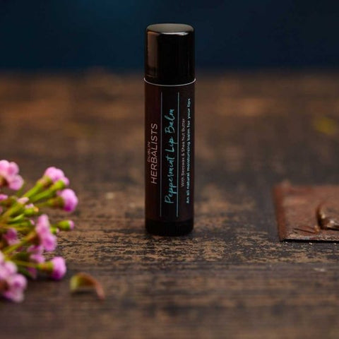 Dublin Herbalists All Natural Peppermint Lip Balm - Be good. Shop.