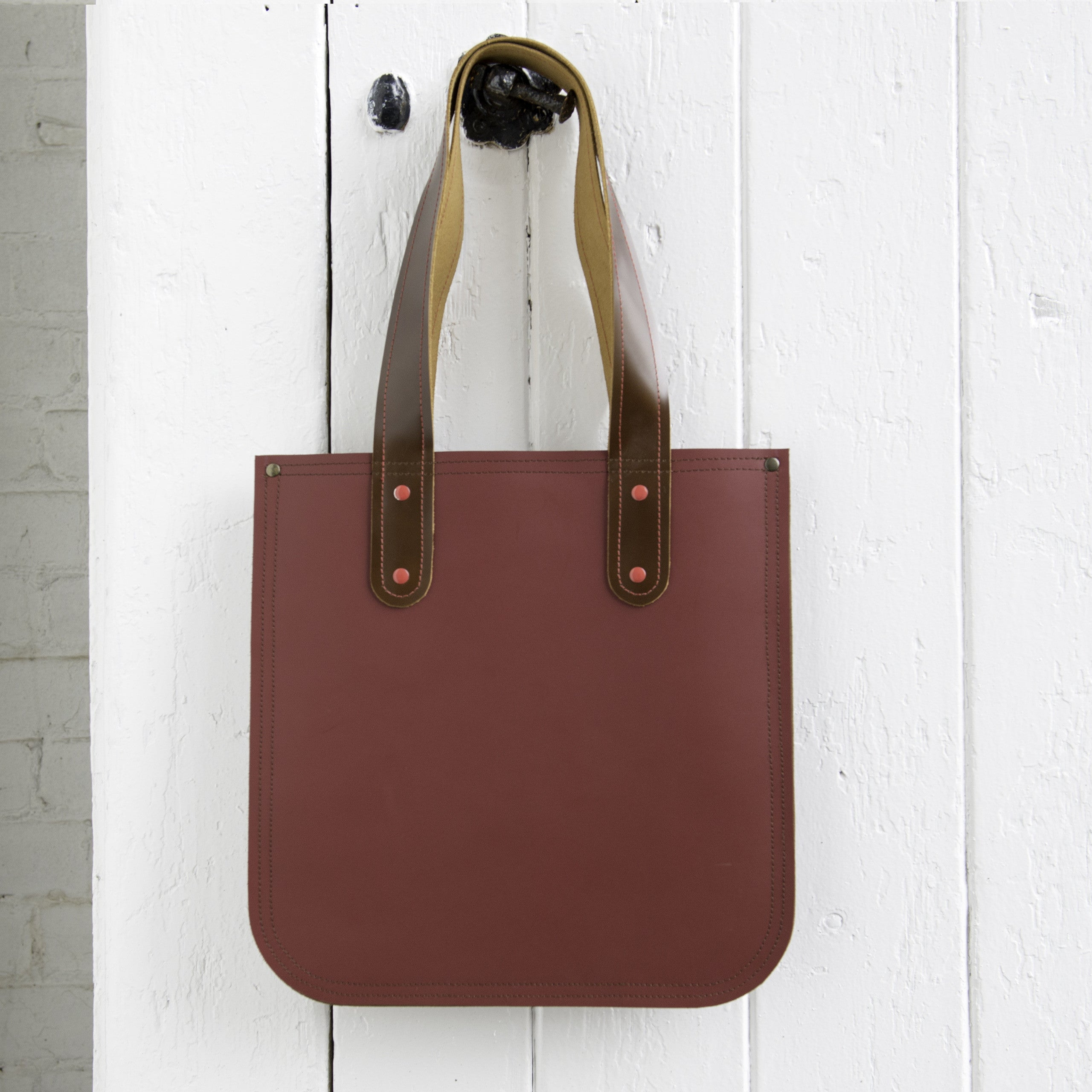 sustainable Upcycled eco ethical Webb Tote Bag  - What Daisy Did