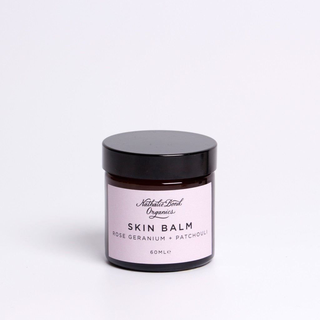 copy of natural skin balm lavender and bergamot