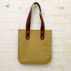 Upcycled eco ethical Campbell Tote Bag  - What Daisy Did