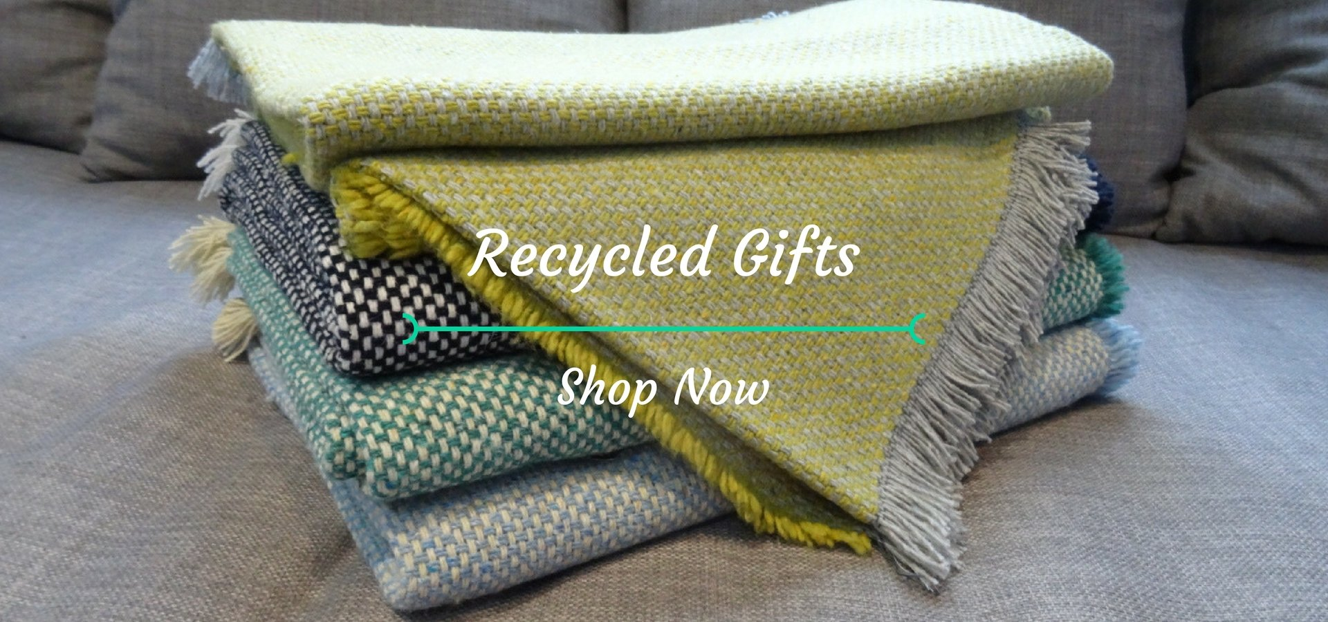 Shop recycled gifts