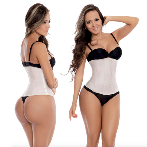 2 Hook Beige Latex Shaper Long