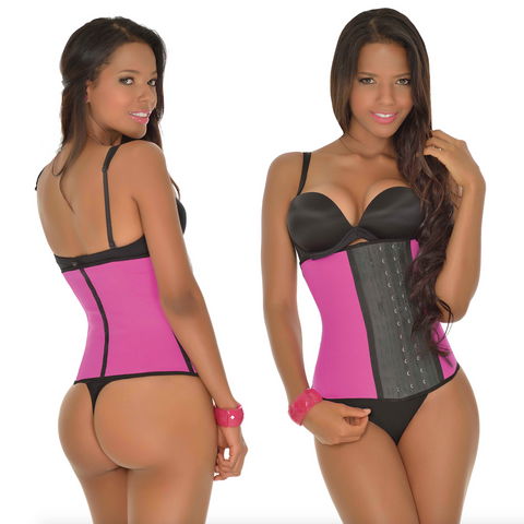 3 Hook Pink Sports Shaper Long