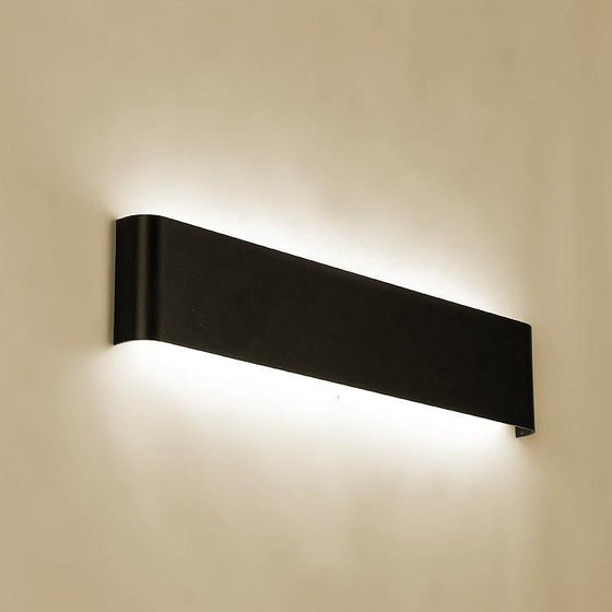 Modern LED Aluminum Wall Light