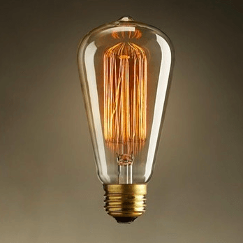 The Edison Lightbulb