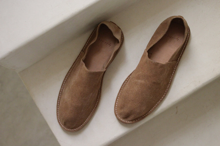 Men's Slipper (Suede)