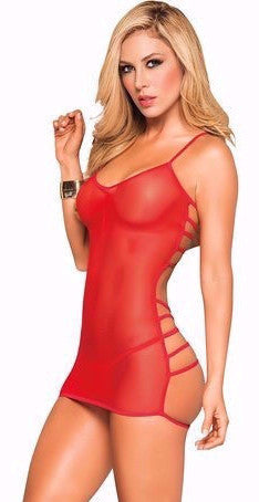 Seduction Strapped Chemise