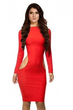 Red Passion  Bodycon