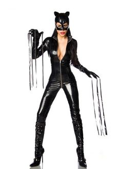 Sexy Cat Woman Costume( Pre-Order)