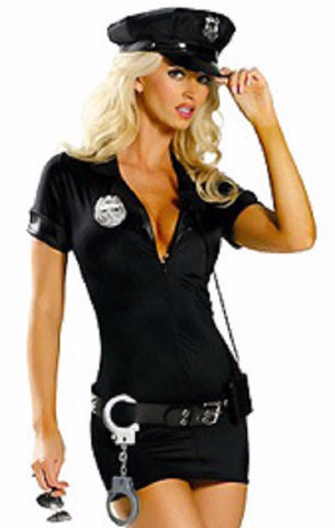 Sexy Patrol Officer Costume