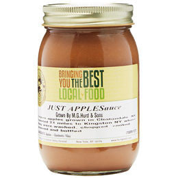 Apple Sauce (5 oz or 16 oz)