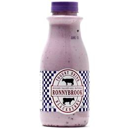 Blackberry Drinkable Yogurt (12 oz)