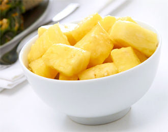 Pineapple Chunks - 8 oz, Trusted Harvest