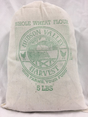 Unbleached Whole Wheat Flour