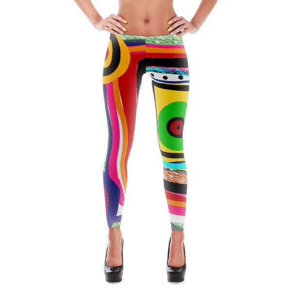 Easter Eyes Leggings