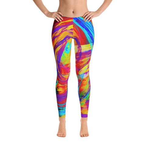 Irma Harvey Leggings by Susan Fielder