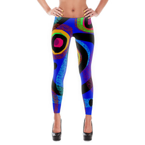 The Dancin' Man Leggings in Memoriam to Patrick Swayze