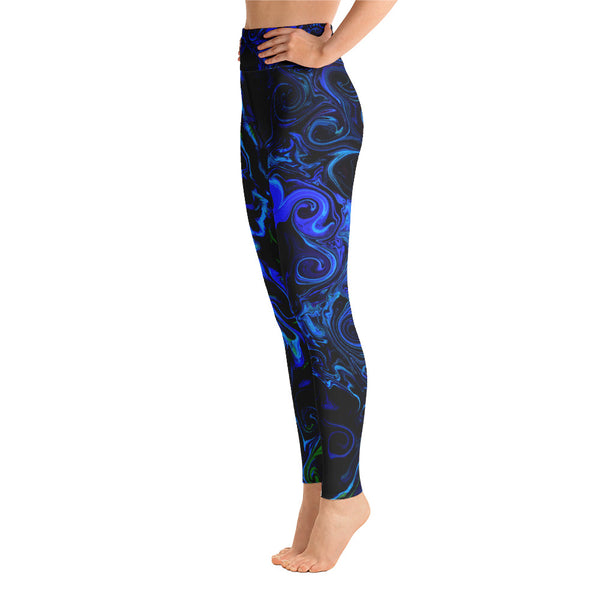 How Deep is Your Love Yoga Leggings