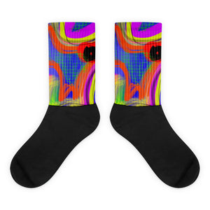 Pichoroso Socks by Susan Fielder Art