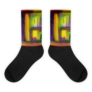 The Window to the Stars Socks