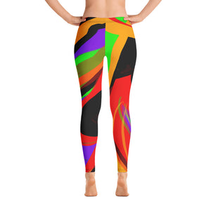 Bilateral Movement Leggings by Susan Fielder Art