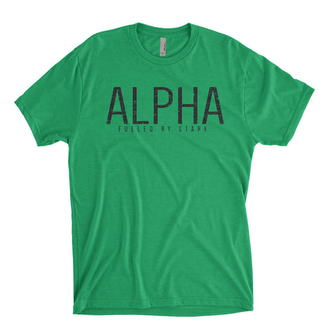 Stark Alpha Chest Logo T-Shirt
