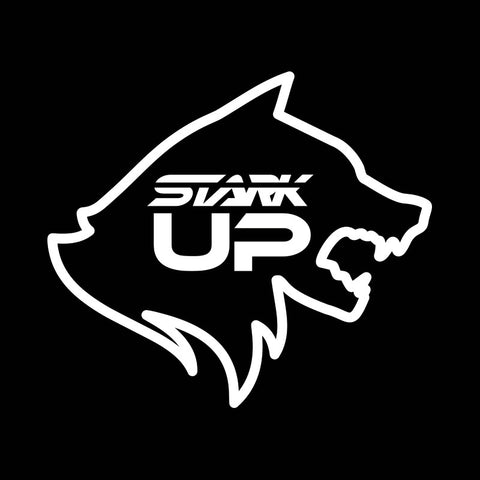 Stark Up Sheepdog Decal