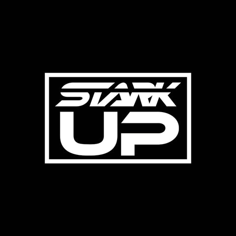 Stark Up Box Decal