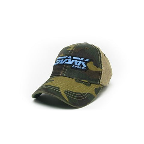 Stark Energy Camo 3D Patch Hat