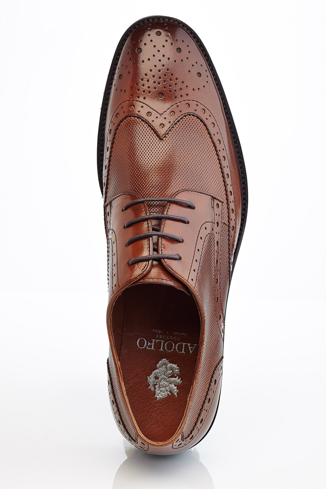 Oxford Wingtip Lace-Up