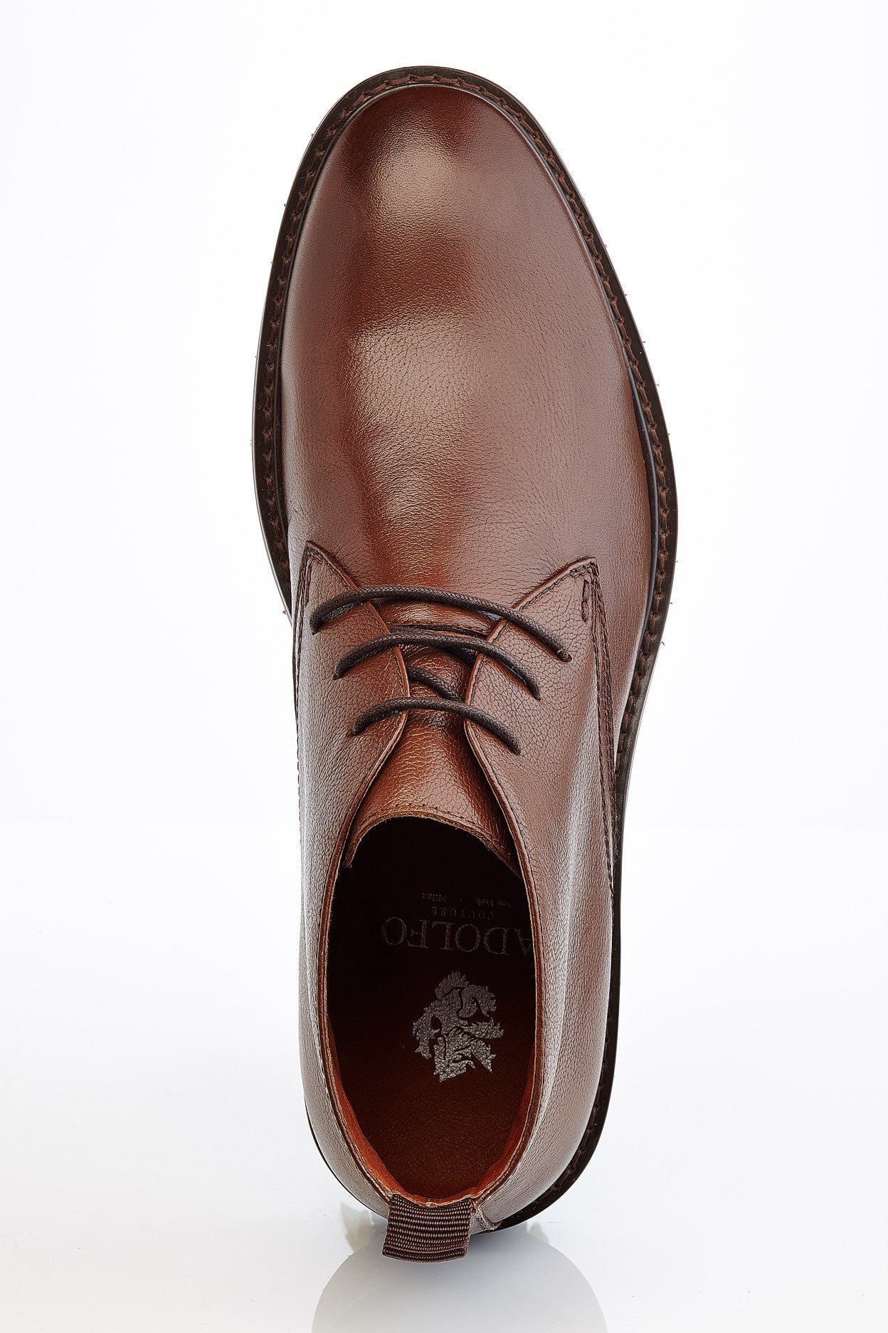 Shined Chukka Lace-Up
