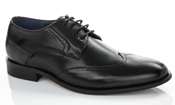 Wingtip Lace-Up