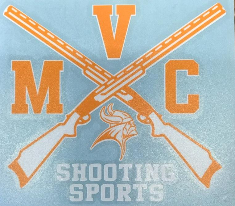 Missouri Valley Decal--Shooting Sports