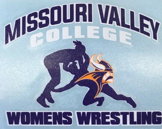 Missouri Valley Decal--Women's Wrestling