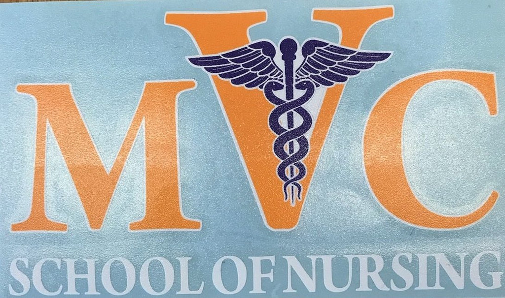 Missouri Valley Decal--School of Nursing