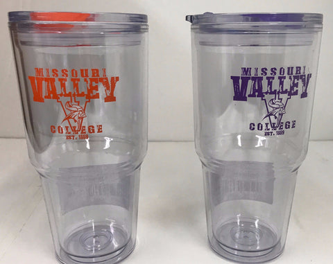 Missouri Valley Accessories--Travel Tumbler--24 oz.(2 pack discount)