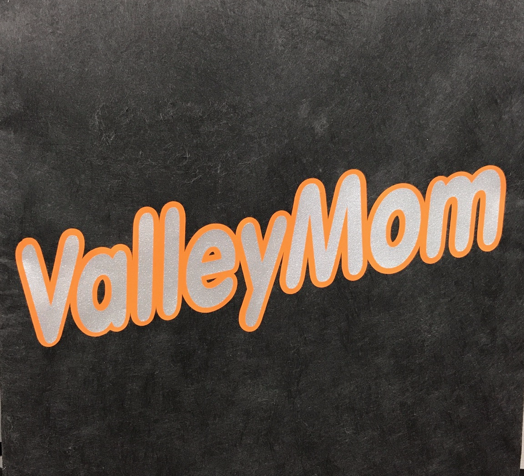 #60 Print Transfer--Valley Mom