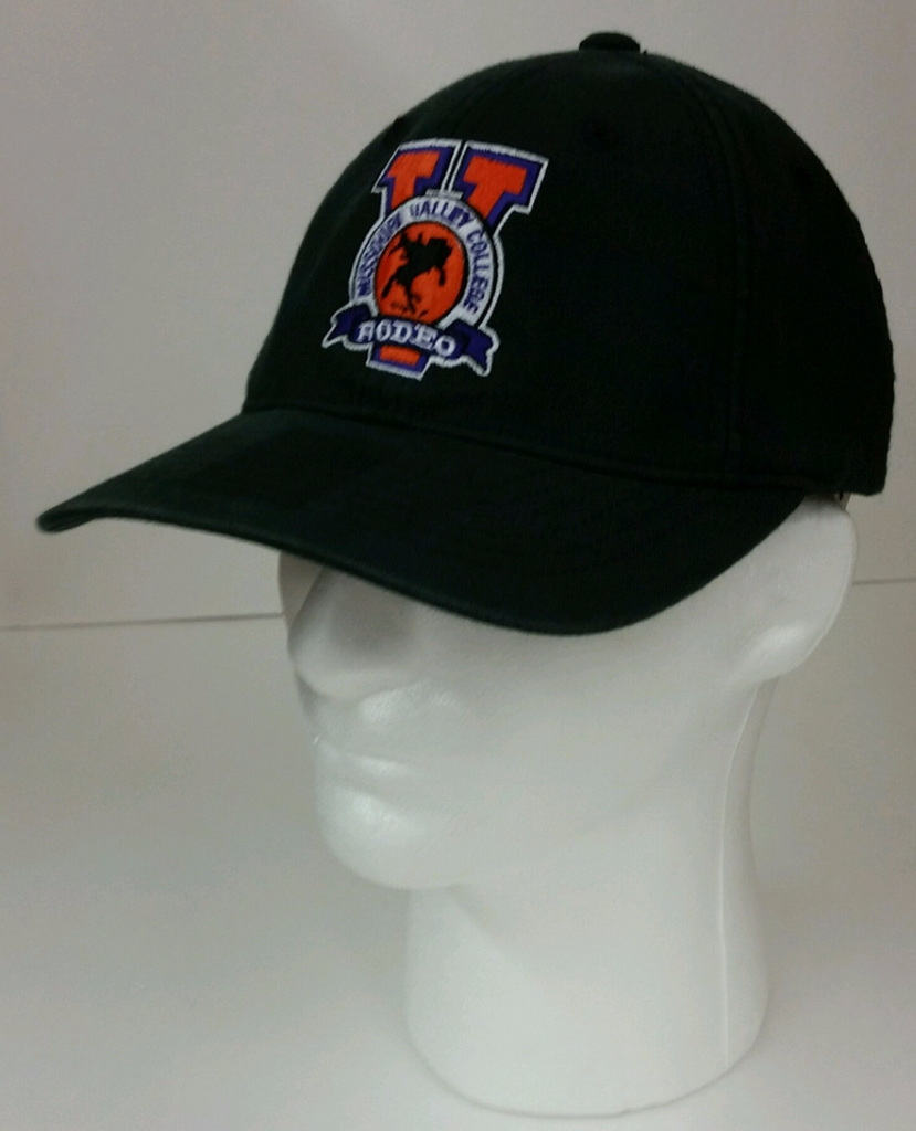 Missouri Valley Hat--Richardson Black Rodeo Flexfit