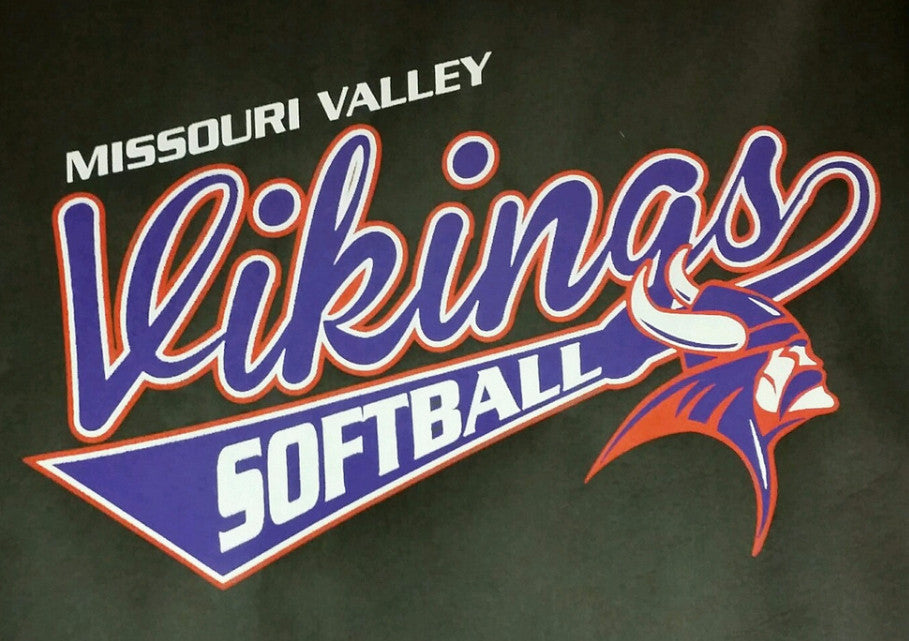 #33 Print Transfer--Softball