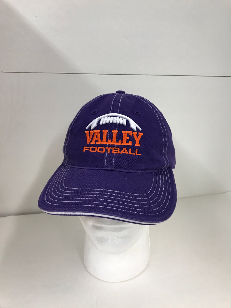 Missouri Valley Hat--Richardson cotton hat--OSFA Valley Football