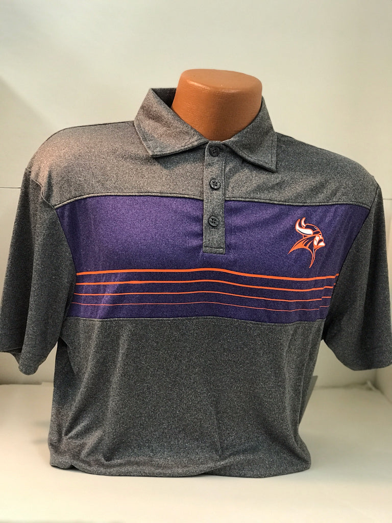 Missouri Valley Men's Colosseum Polo