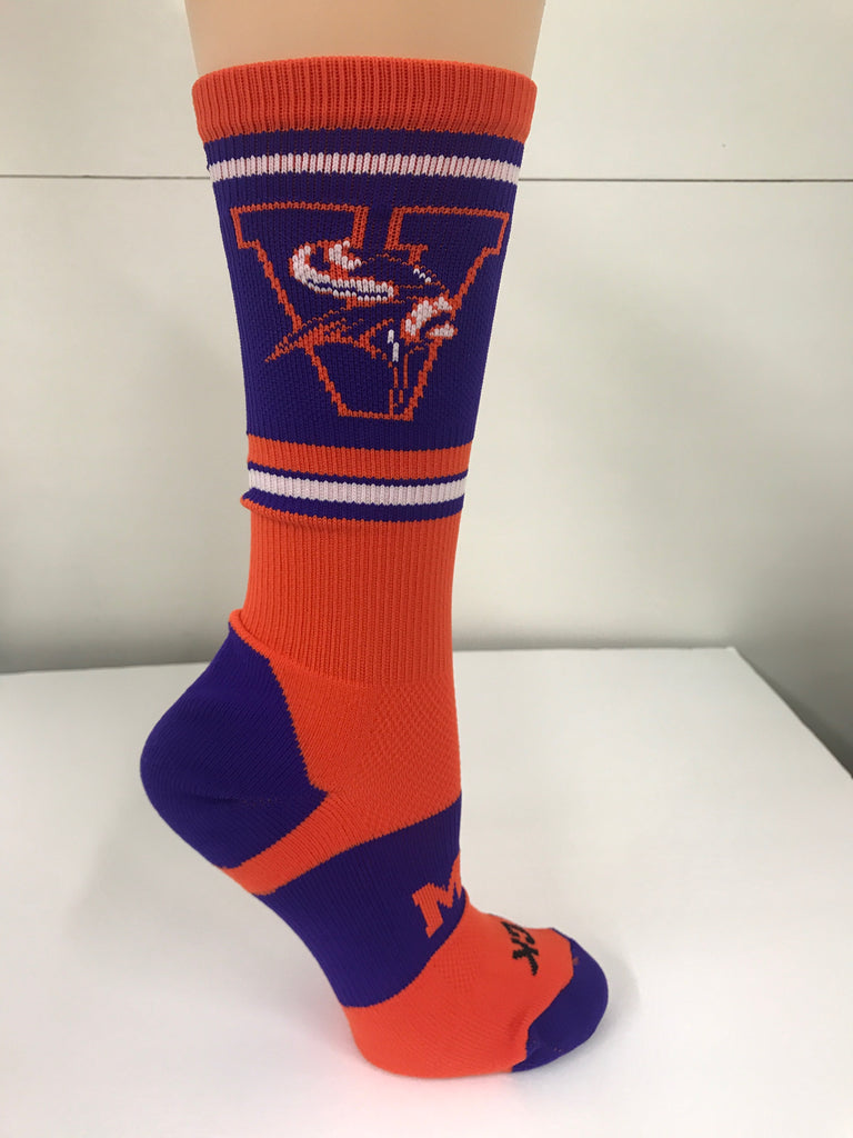 TCK Missouri Valley socks