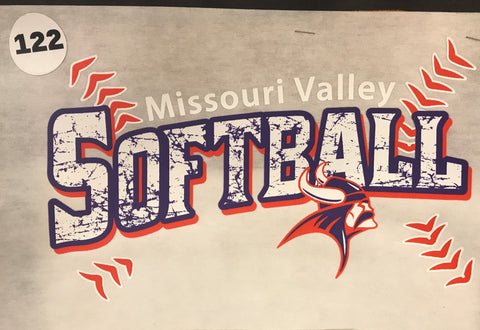 #122-- Print Transfer--Softball