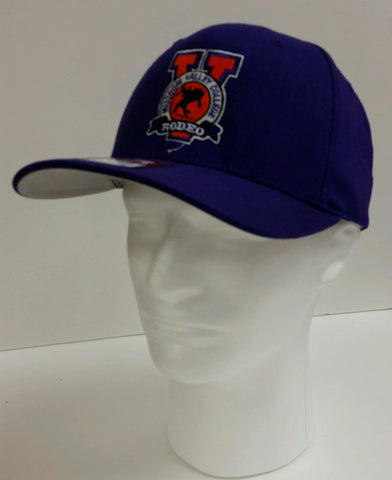 Missouri Valley Hat--Richardson Purple Rodeo Flexfit